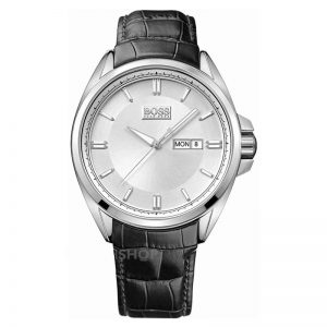 Hugo Boss Black Leather Strap 1512875