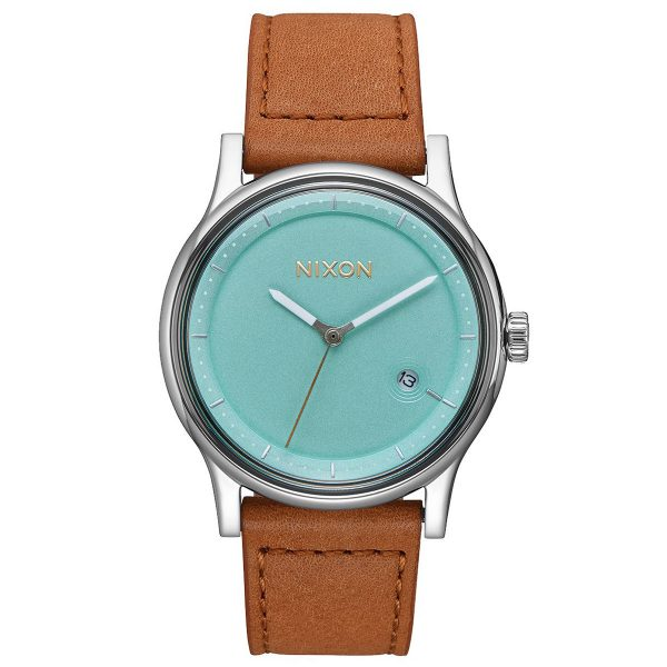 Nixon Station Leather A1161-2534-00
