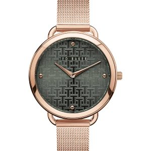 Ρολόι Ted Baker Hettie Rose Gold/Black – BKPHTF912