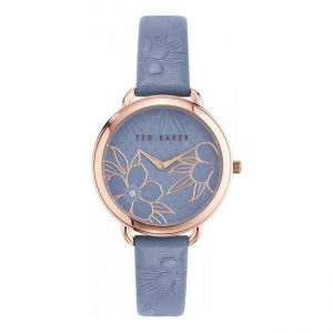 Ρολόι Ted Baker Hettie Rose Gold/Blue – BKPHTS006