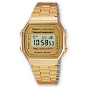 Casio Collection A-168WG-9EF