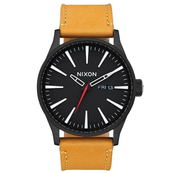 Nixon Sentry Leather A105-2448-00