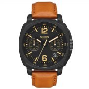 Nixon Charger Chrono Leather A1073-2447-00