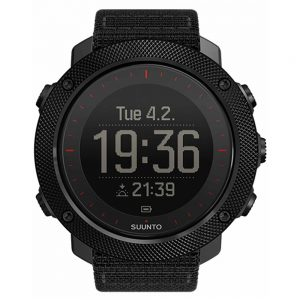 Suunto Traverse Alpha Black Red SS023157000