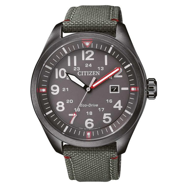 Citizen Steel eco military AW5005-39H